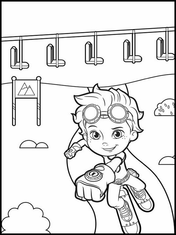 Rusty Rivets 35