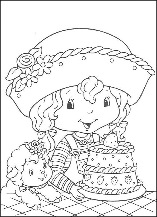 Strawberry Shortcake 7